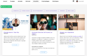 blog plateforme